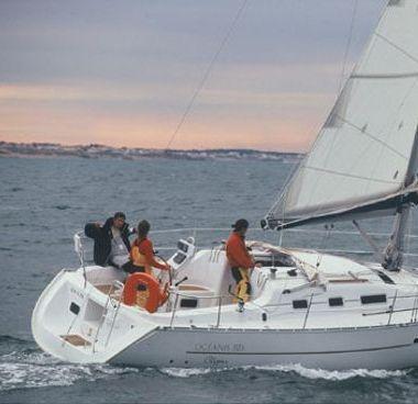 Segelboot Beneteau Oceanis 323 DL (2006)-2