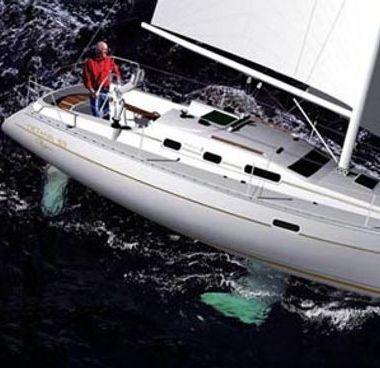 Segelboot Beneteau Oceanis 323 DL (2006)-4