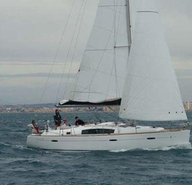 Zeilboot Beneteau Oceanis 40 (2011)-2