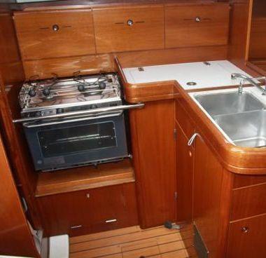 Segelboot Beneteau First 36.7 (2008)-4