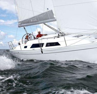 Barca a vela Hanse 325 (2012)-2