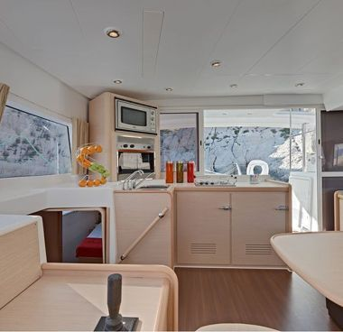 Catamaran Lagoon 400 (2010)-4
