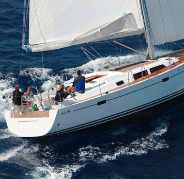 Zeilboot Hanse 470 (2010)-2
