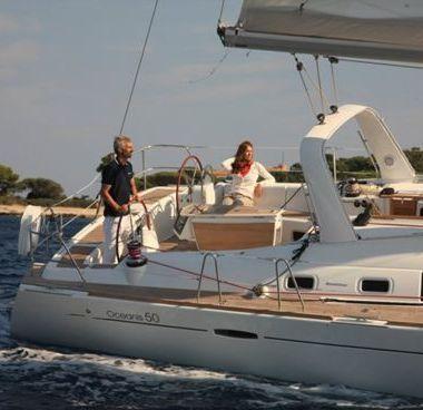 Sailboat Beneteau Oceanis 50 Family (2012)-2