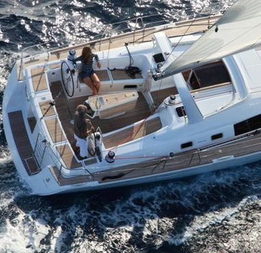 Sailboat Beneteau Oceanis 50 Family (2012)-4