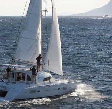 Catamaran Lagoon 380 (2011)-4