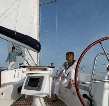 Barca a vela Beneteau Oceanis 43 (2011)-2