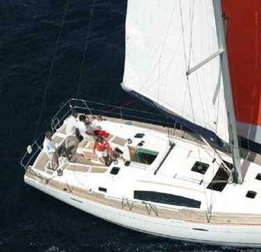 Barca a vela Beneteau Oceanis 43 (2011)-4