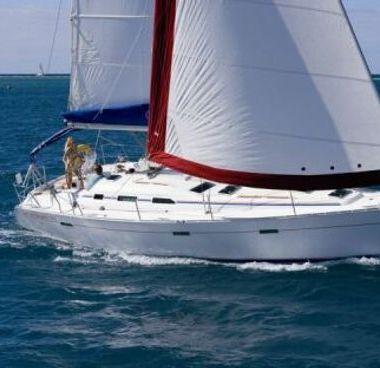 Velero Beneteau Oceanis 393 (2005)-2
