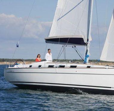 Zeilboot Beneteau Cyclades 43.4 (2007)-2