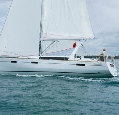 Velero Beneteau Oceanis 45 (2012)-2