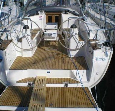 Barca a vela Bavaria Cruiser 40 (2013)-2