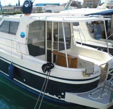 Motorboot Sas Vektor Adria 1002 (2011)-2