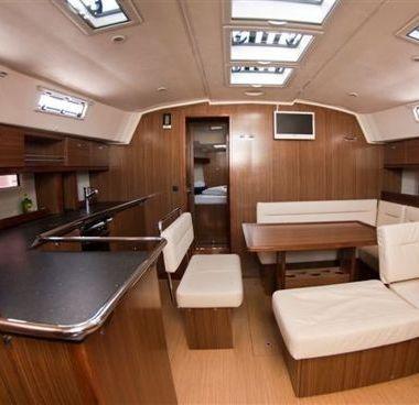 Zeilboot Bavaria Cruiser 45 (2010)-4