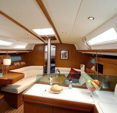 Sailboat Jeanneau Sun Odyssey 36 i (2009)-4