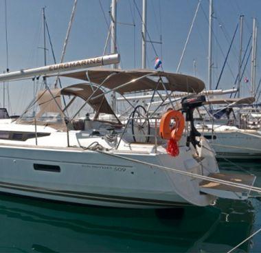 Sailboat Jeanneau Sun Odyssey 509 (2013)-2