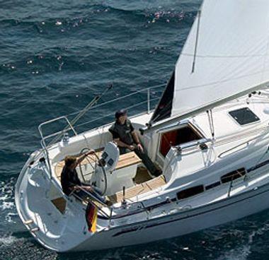 Barca a vela Bavaria 32 (2006)-4