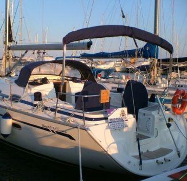 Sailboat Bavaria 42 - 2006 (refit 2018)-2