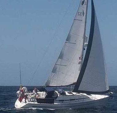Barca a vela Bavaria 32 (2006)-2