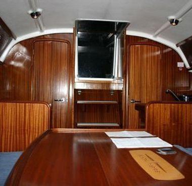 Barca a vela Bavaria 34 (2008)-4