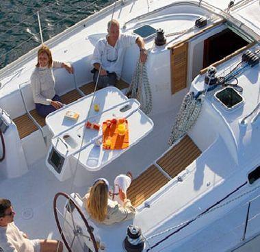 Segelboot Beneteau Cyclades 50.5 (2007)-2