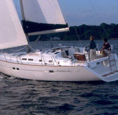 Sailboat Beneteau Oceanis 423 - 2006 (refit 2015)-2
