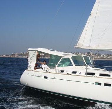 Sailboat Beneteau Oceanis 473 (2001)-2