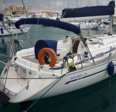 Zeilboot Bavaria Cruiser 41 (2014)-2
