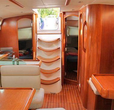 Zeilboot Jeanneau Sun Odyssey 43 Legend (2004)-4