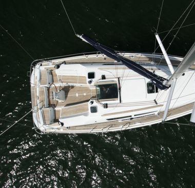 Segelboot Jeanneau Sun Odyssey 36 i (2008)-2