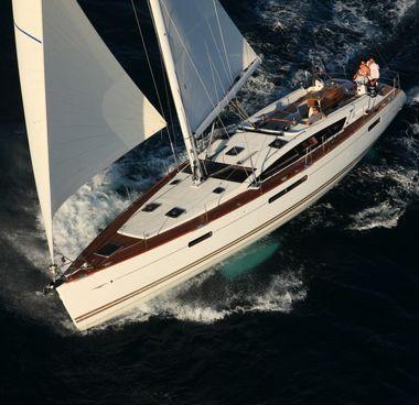 Barca a vela Jeanneau 53 (2011)-2