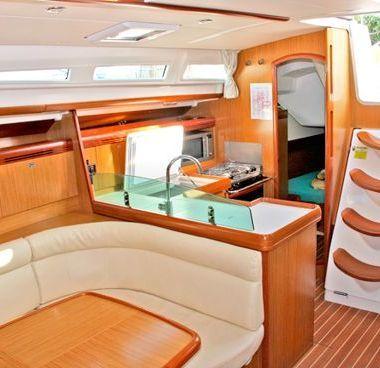 Barca a vela Jeanneau Sun Odyssey 42 i (2009)-4