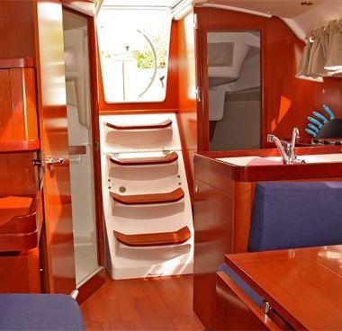Barca a vela Beneteau Oceanis 34 (2011)-4