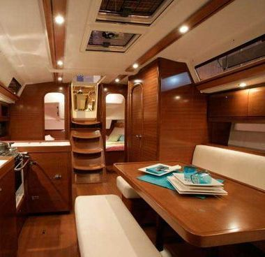 Sailboat Dufour 405 Grand Large (2011)-2