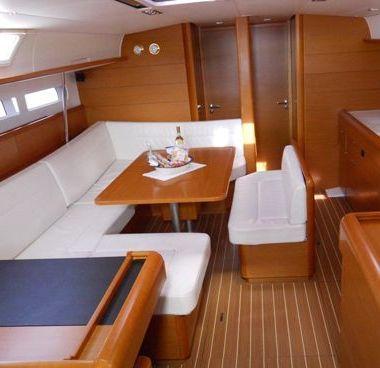 Barca a vela Jeanneau Sun Odyssey 509 (2012)-2