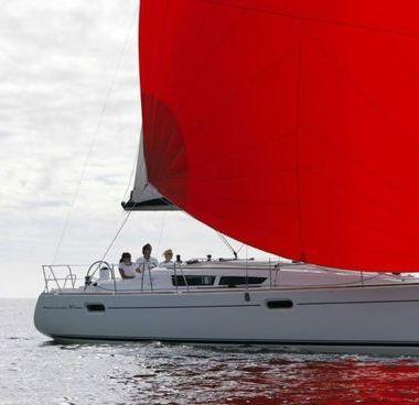 Sailboat Jeanneau Sun Odyssey 39 i (2008)-2