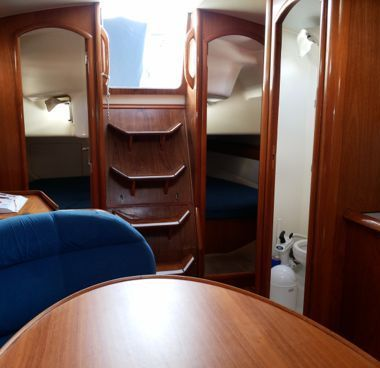 Barca a vela Jeanneau Sun Odyssey 34.2 - 2000 (raddobbo 2015)-4