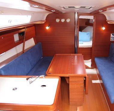 Segelboot Dufour 335 Grand Large (2013)-2