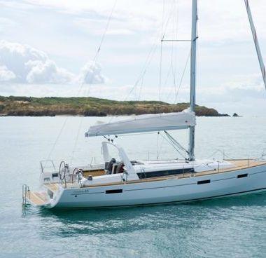Zeilboot Beneteau Oceanis 45 (2014)-2