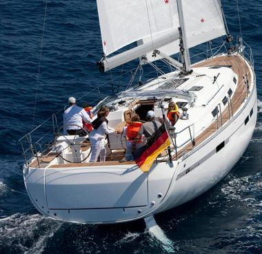 Zeilboot Bavaria Cruiser 45 (2011)-2