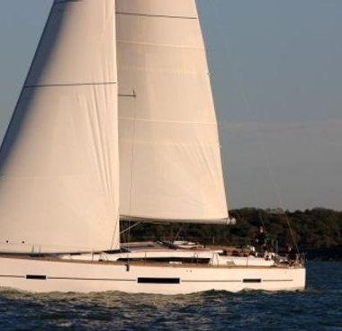Barca a vela Dufour 500 (2014)-2