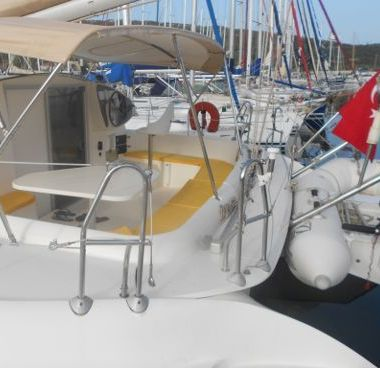 Catamaran Fountaine Pajot Athena 38 - 1998 (refit 2020)-2