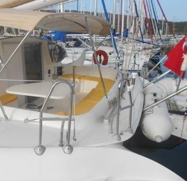 Catamarán Fountaine Pajot Athena 38 - 1998 (reacondicionamiento 2020)-2