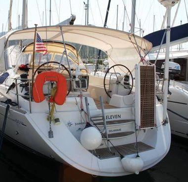 Sailboat Jeanneau Sun Odyssey 50 DS (2009)-2