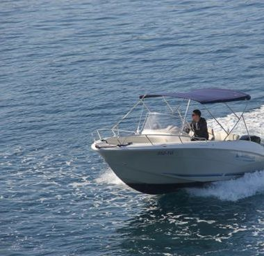 Speedboot Quicksilver Commander 600 (2010)-2