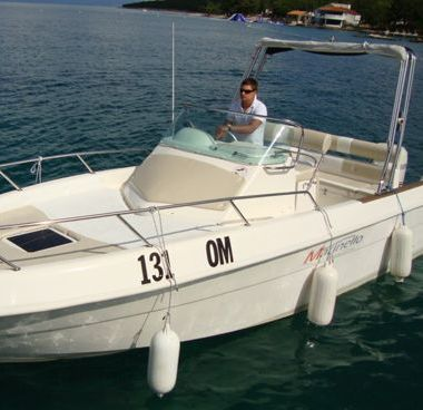 Motoscafo Marinello 25 (2006)-4