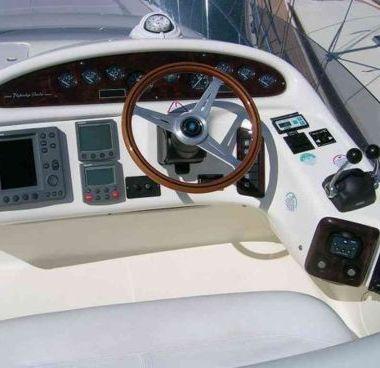 Motorboot Cranchi Atlantique 48 (2002)-2