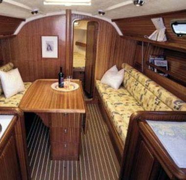 Barca a vela Hanse 325 (2013)-2
