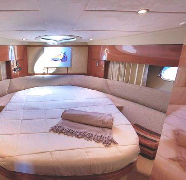 Motorboot Princess 42 Fly (2009)-4