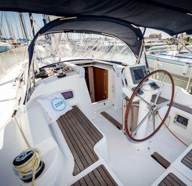 Barca a vela Beneteau Oceanis 34 (2009)-4